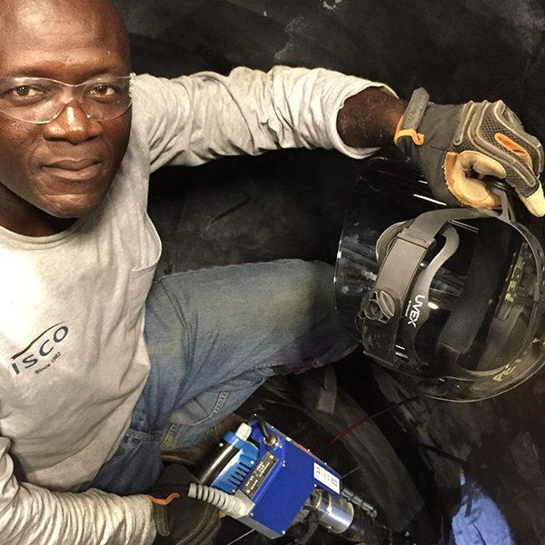 Inside ISCO: Peter Kamdoum, Plant Manager